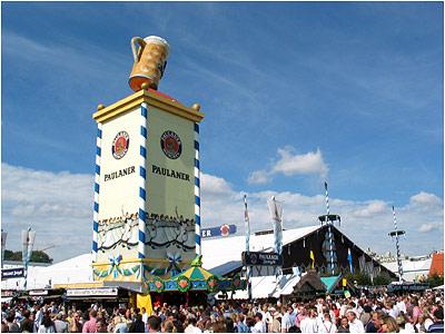 「Winzerer Fähndl - Paulaner tent」的圖片搜尋結果