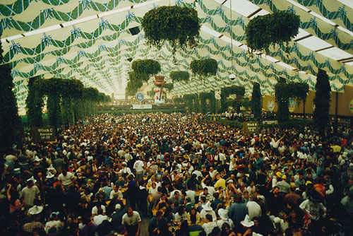 Hofbrau Festzelt Oktoberfest Packages